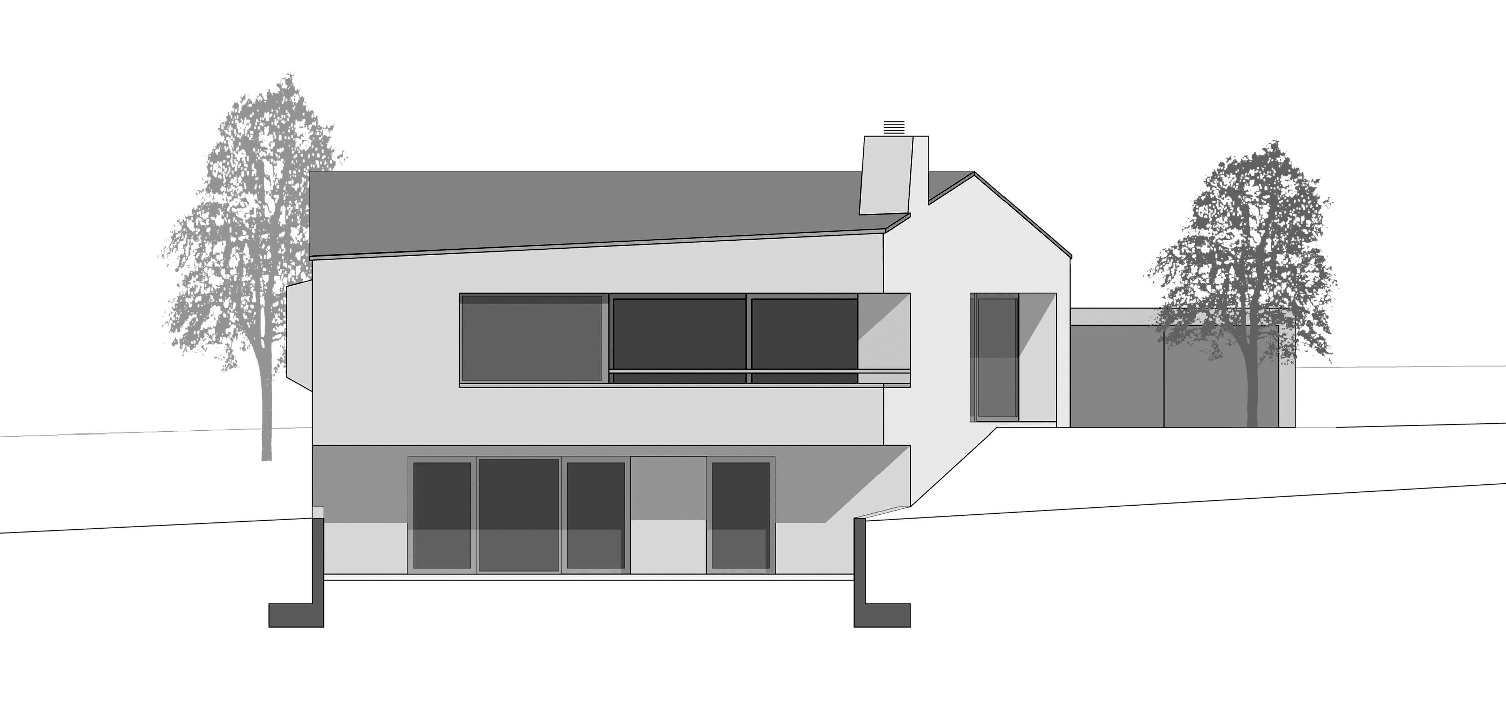 Mlzd projects for Einfamilienhaus plan